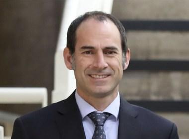 Jaime Ruiz Tagle, director del Departamento de Economía de la Facultad de Economía y Negocios (FEN) de la U. de Chile
