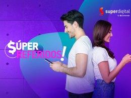 Referidos tarjeta de prepago Superdigital de Banco Santander