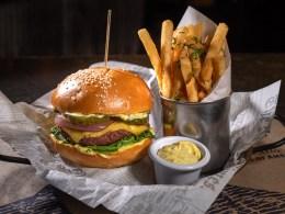 Not Original Cheeseburger de Uncle Fletch