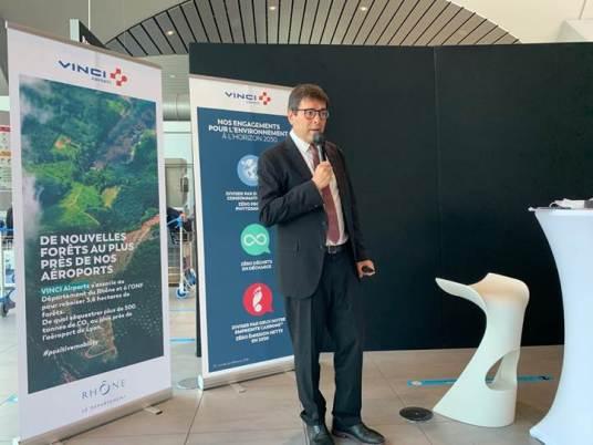 Nicolas Notebaert, CEO de VINCI Concessions