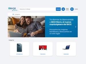 El nuevo marketplace BICE Store