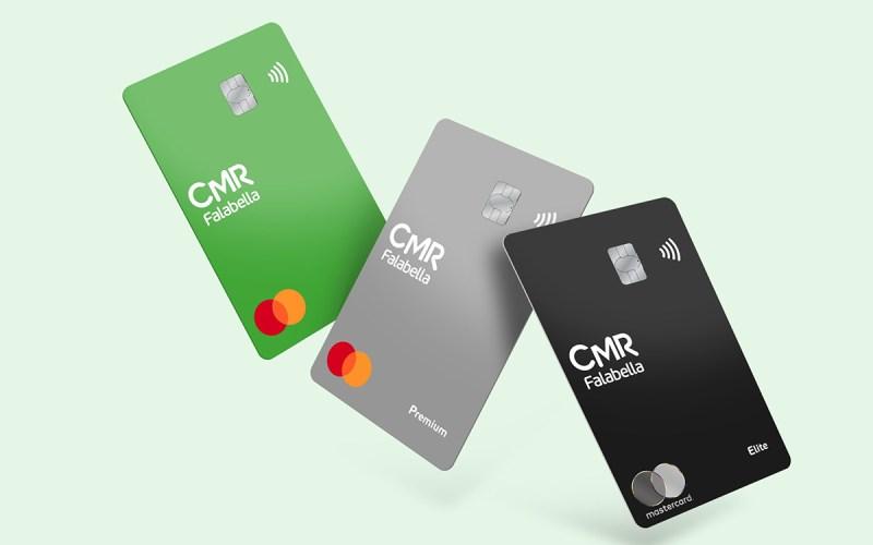 Nuevas tarjetas de crédito verticales CMR de Banco Falabella
