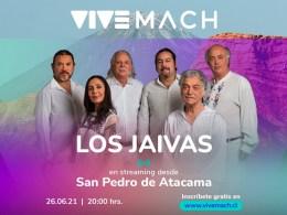 Vive MACH con el concierto de Los Jaivas