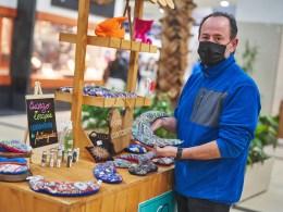 Mercado Emprende en los mall de Cencosud