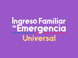 Todo sobre el pago del IFE Universal de junio 2021