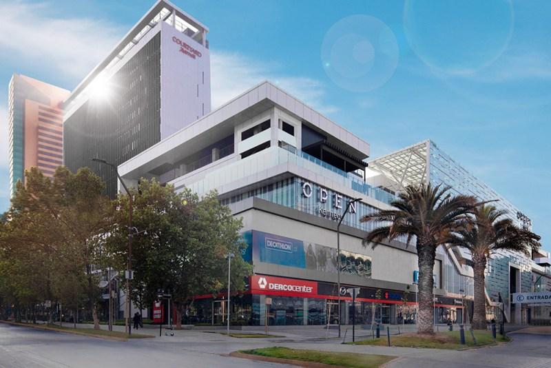 Mall Open Plaza Kennedy