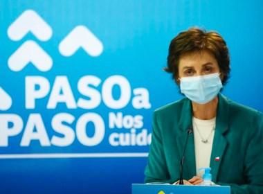 Paula Daza, subsecretaria de Salud, anunció este jueves el Plan Fronteras Protegidas.