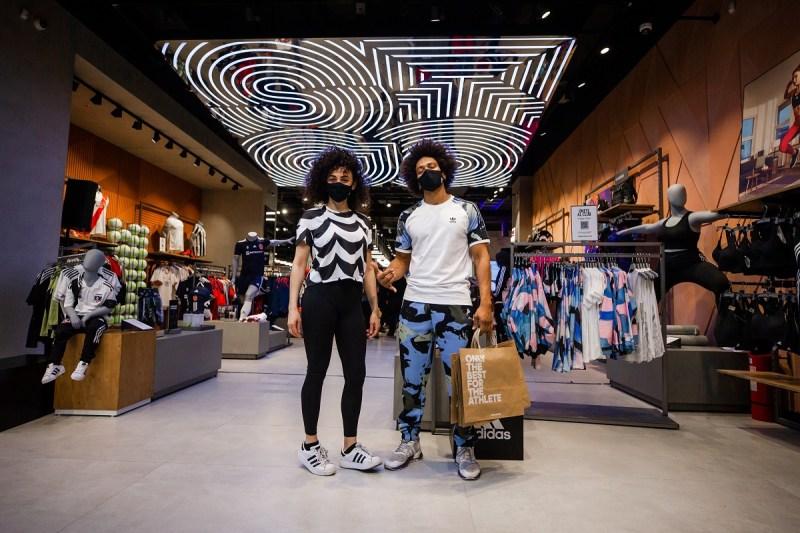 Brand Center Adidas