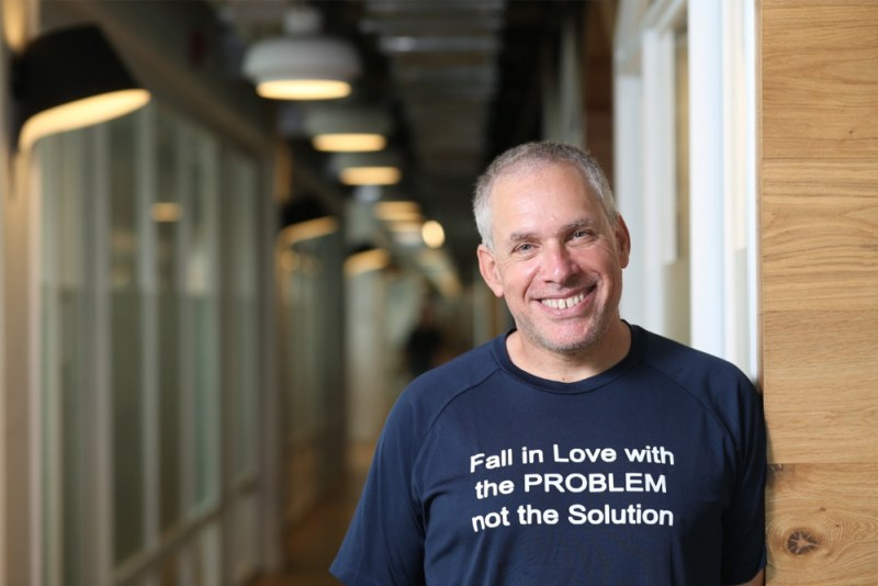 Uri Levine, cofundador de Waze