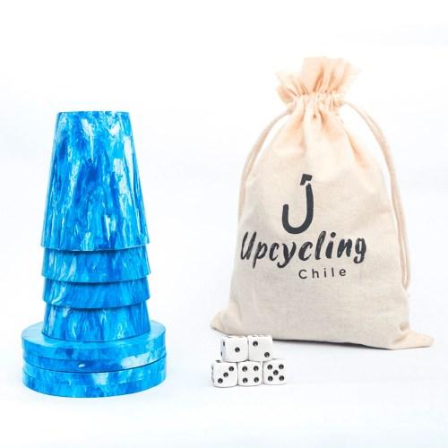 Los cachos son uno de los productos más populares de Upcycling.
