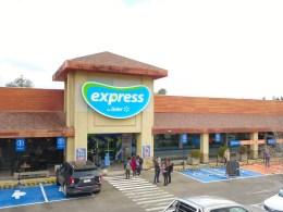 El nuevo Express de Lider Algarrobal, en Chicureo (Colina). Foto: Linkedin Walmart Chile