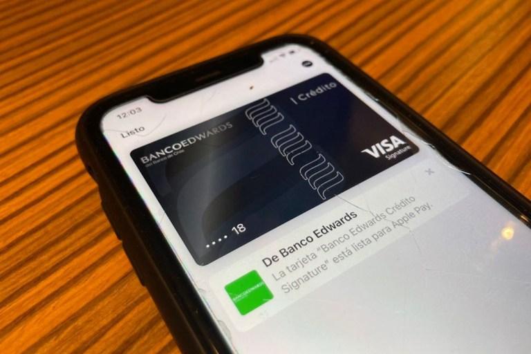 Apple Pay en Banco de Chile