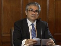 Mario Marcel, presidente del Banco Central