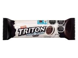 Triton doble crema