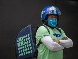 La app de delivery JOKR llega a Chile