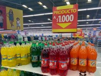 Comenzaron los Mil Productos a $1.000 en supermercados Lider Walmart