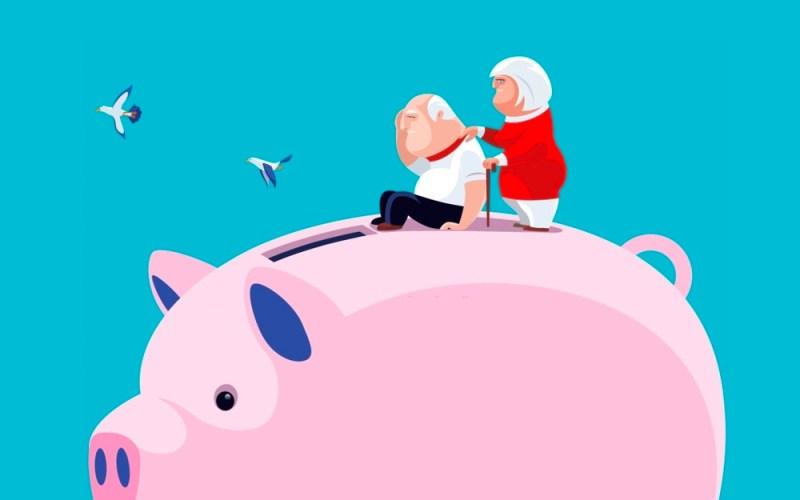 Qué es y cómo funciona un sistema de reparto de pensiones