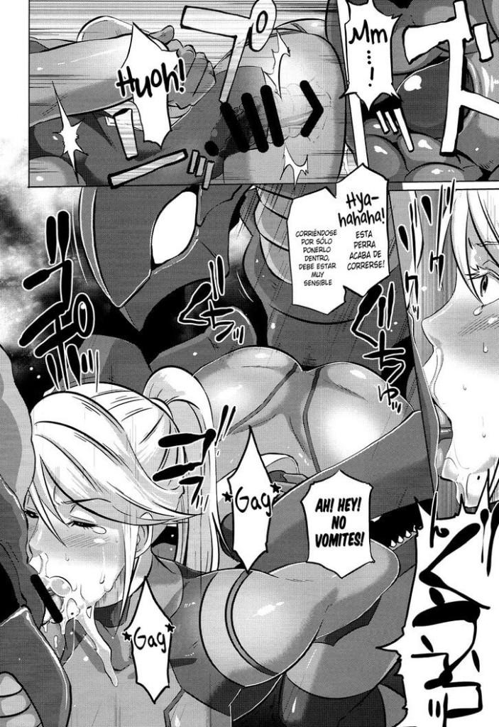 Metroid Porno 006