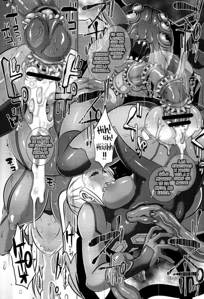 Metroid Porno 026