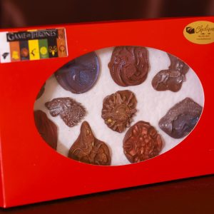 Game of Thrones Chocolate Set