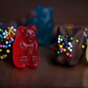 Bear-ly Resistable Gummies