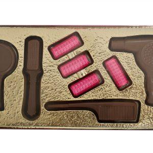 Hairdresser Chocolate Set