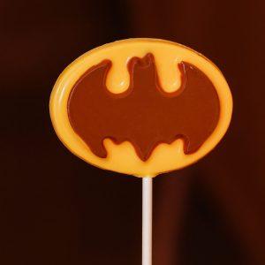 Batman Lollipops