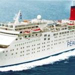 世界一周クルーズ。ピースボートという名の船で3ヶ月の船の旅