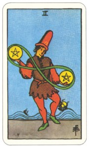 ペンタクルス2,タロットカード