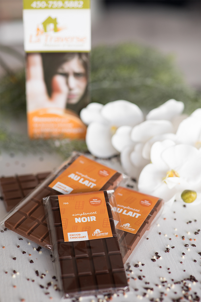 Cadeaux corpo - Maison La Traverse - Choco Chocolat