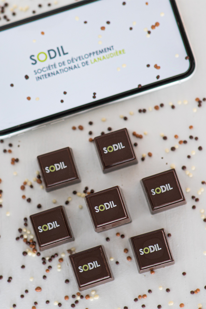 Cadeaux corpo - SODIL - Choco Chocolat