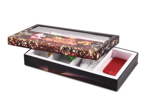 Christmas Chocolate Gift Boxes by Choco Fantasy, Christmas Chocolate Gift Boxes online in Kolkata