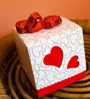 Exclusive Chocolate Gift Box for Valentine's Day 1