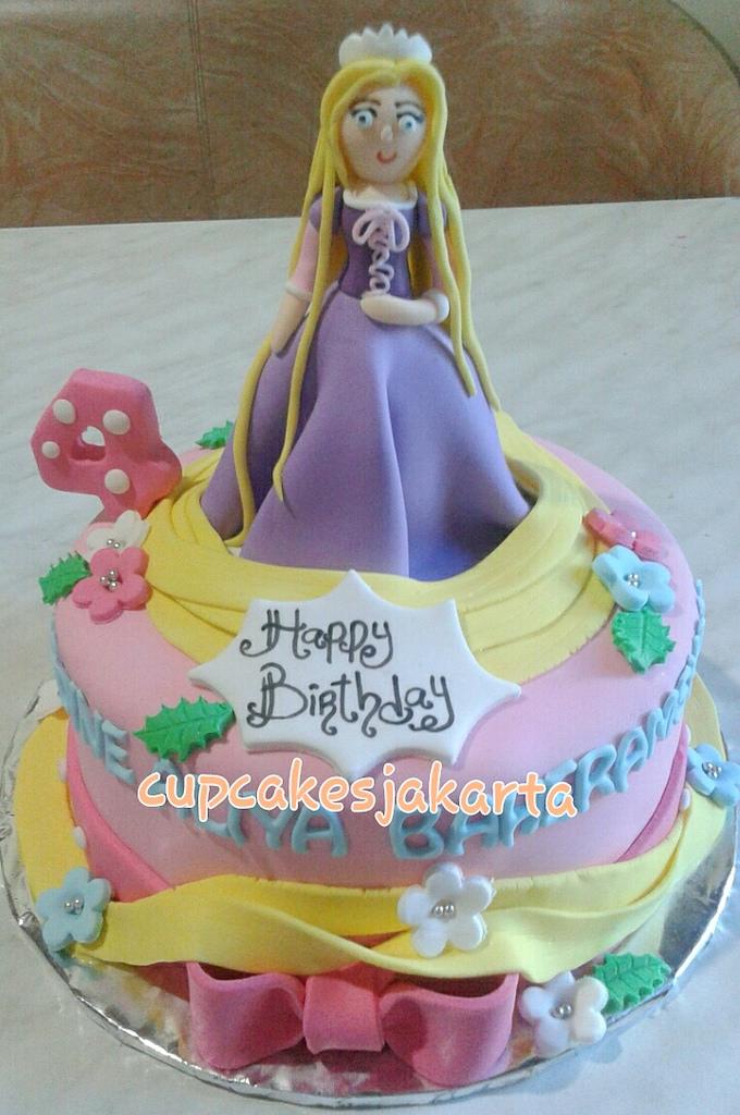Model Kue Ulang Tahun Anak Perempuan Remaja : model, ulang, tahun, perempuan, remaja, Ultah, Perempuan, Feminim, Cupcakes.id