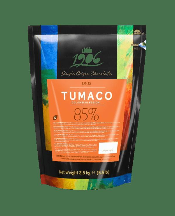 Chocolade - Extra Donker - Tumaco 85% (2,5kg)