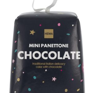 HEMA Mini Panettone Chocola