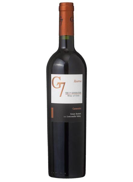 G7 G7 Carmenere Reserva - 0,75 L