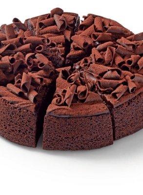 HEMA Chocoladetaart Xl 8 P. Gesneden