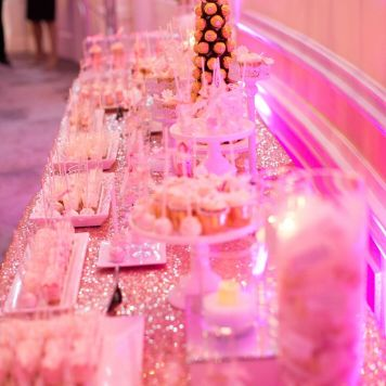 montres sweet table, table de dessert marriage