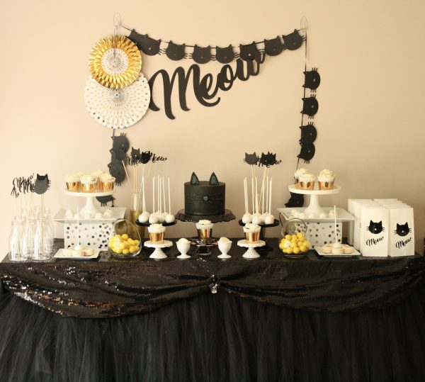 glam sweet table, sweet table, montreal sweet table, laval sweet table
