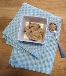 edible cookie dough, recipe