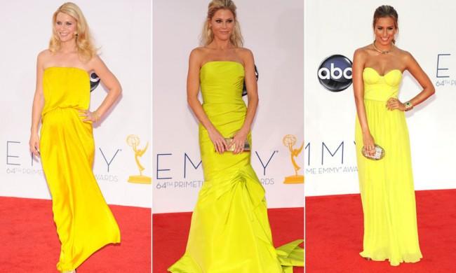 Las mejores vestidas de los premios Emmy 2012 (4/6)