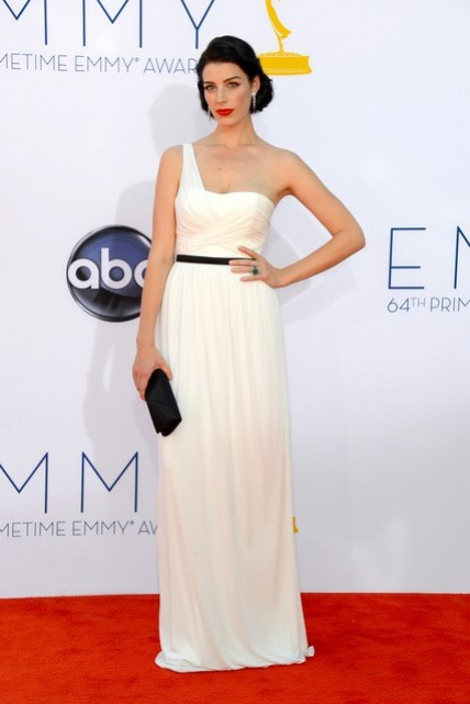 Las mejores vestidas de los premios Emmy 2012 (6/6)