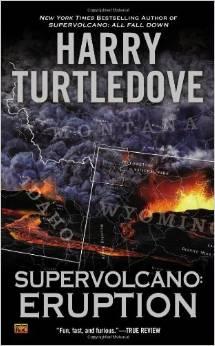 Supervolcano eruption