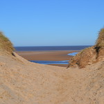 The beautiful Wells Next the sea Beach