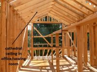 Framing A Cathedral Ceiling | Taraba Home Review