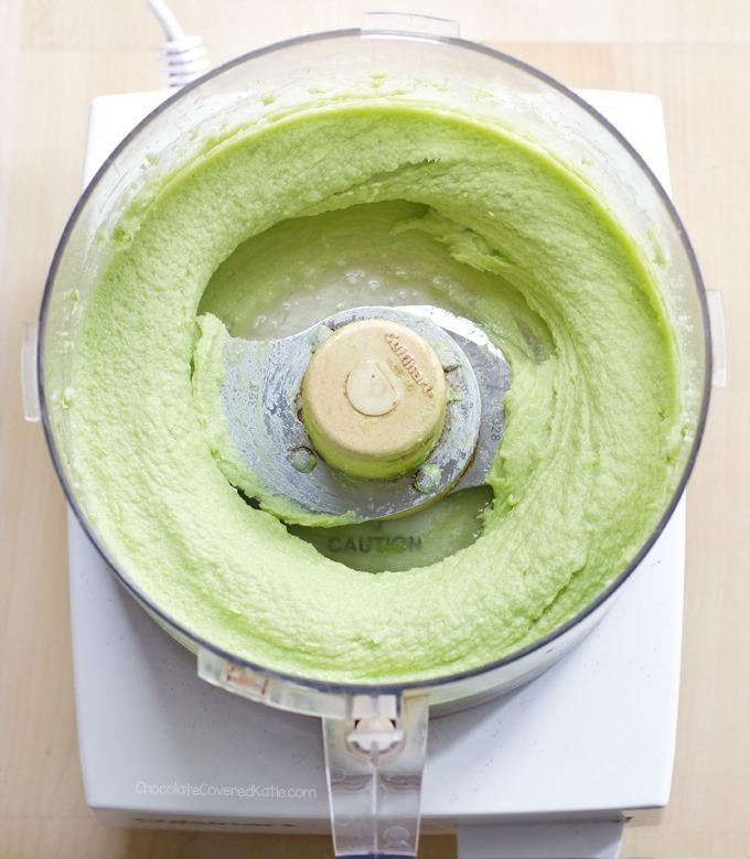 avocado blender