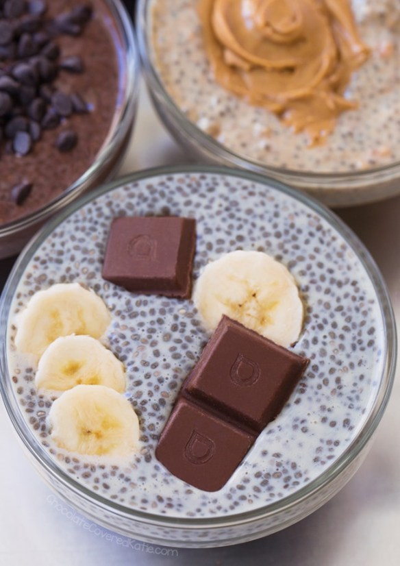 Chia Pudding Recipe That Uses Homemade Oat Milk