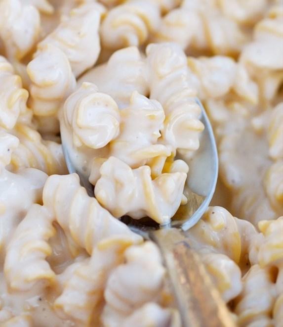 Rotini Garlic Pasta Recipe