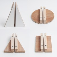 Cabinet wooden pulls
